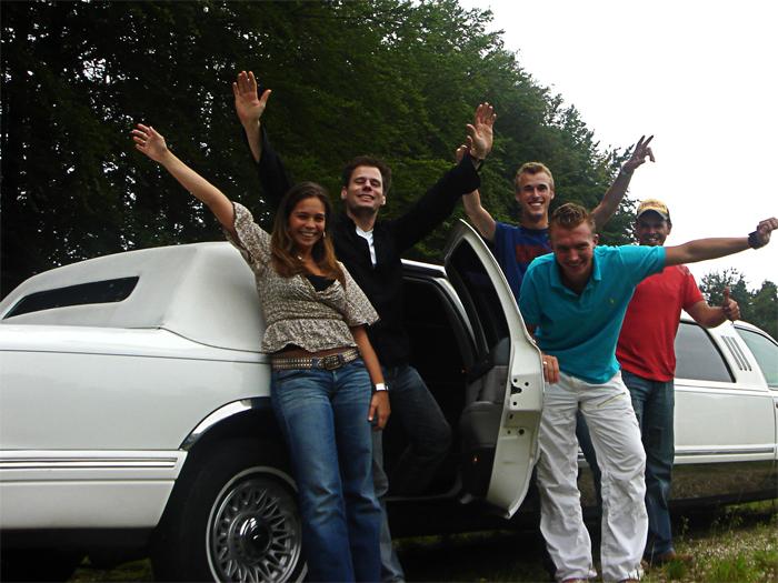 Limo Dropping Hulsbeek Events