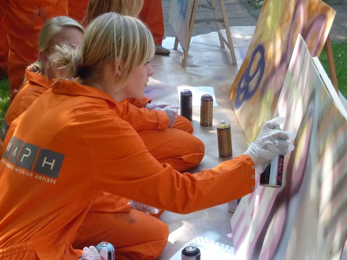 Graffiti Workshop Hulsbeek Events